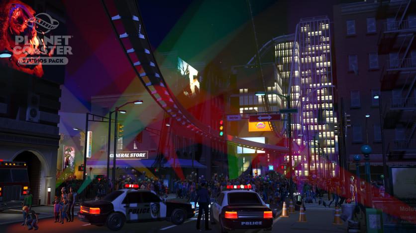 Screenshot 10 - Planet Coaster - Studios Pack