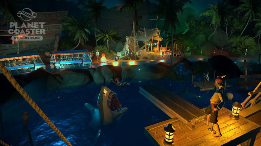Screenshot 3 - Planet Coaster - Studios Pack