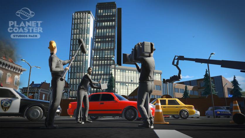 Screenshot 2 - Planet Coaster - Studios Pack