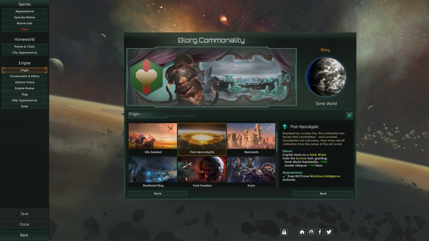 Screenshot 4 - Stellaris: Federations