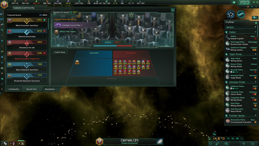 Screenshot 3 - Stellaris: Federations