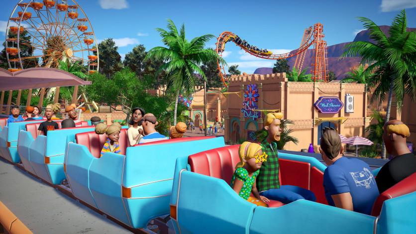 Screenshot 7 - Planet Coaster: World's Fair Pack