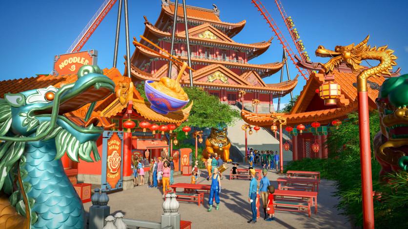 Screenshot 2 - Planet Coaster: World's Fair Pack