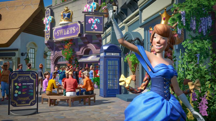 Screenshot 10 - Planet Coaster: World's Fair Pack