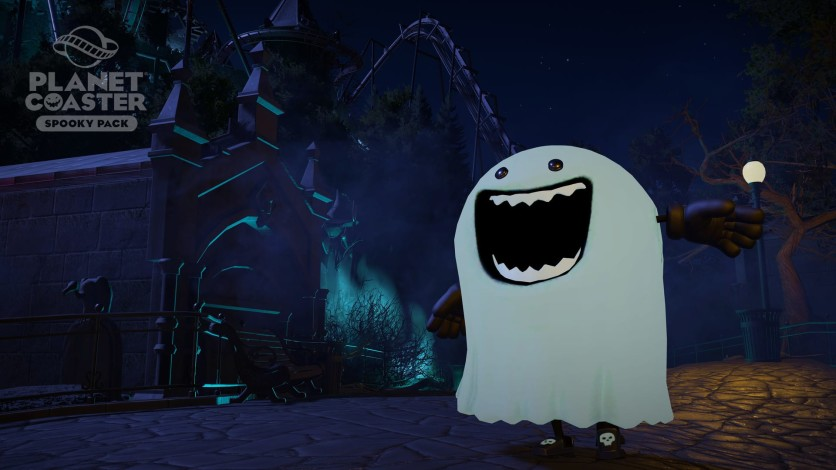 Screenshot 4 - Planet Coaster: Spooky Pack
