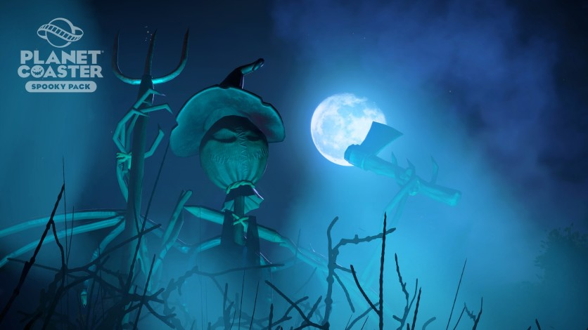Screenshot 6 - Planet Coaster: Spooky Pack