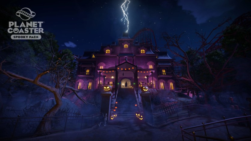 Screenshot 9 - Planet Coaster: Spooky Pack