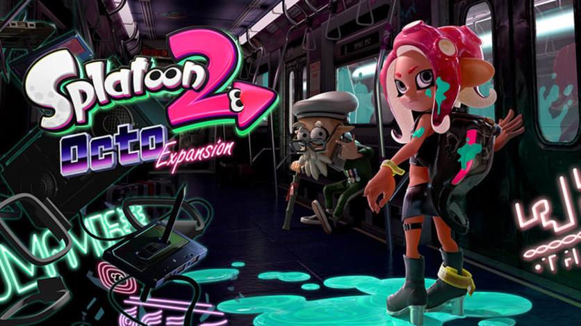 Screenshot 1 - Splatoon™ 2: Octo Expansion