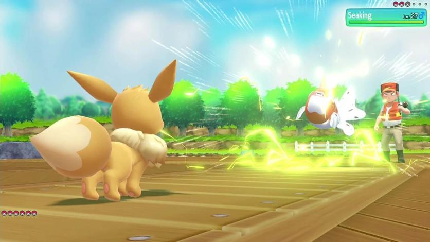 Screenshot 8 - Pokémon™: Let's Go, Eevee!