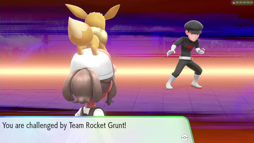 Screenshot 6 - Pokémon™: Let's Go, Eevee!