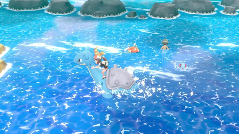 Screenshot 5 - Pokémon™: Let's Go, Eevee!