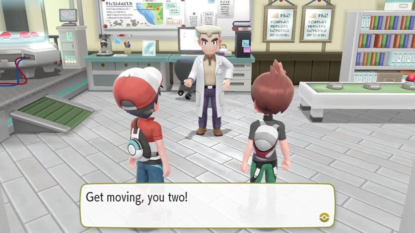 Screenshot 3 - Pokémon™: Let's Go, Eevee!