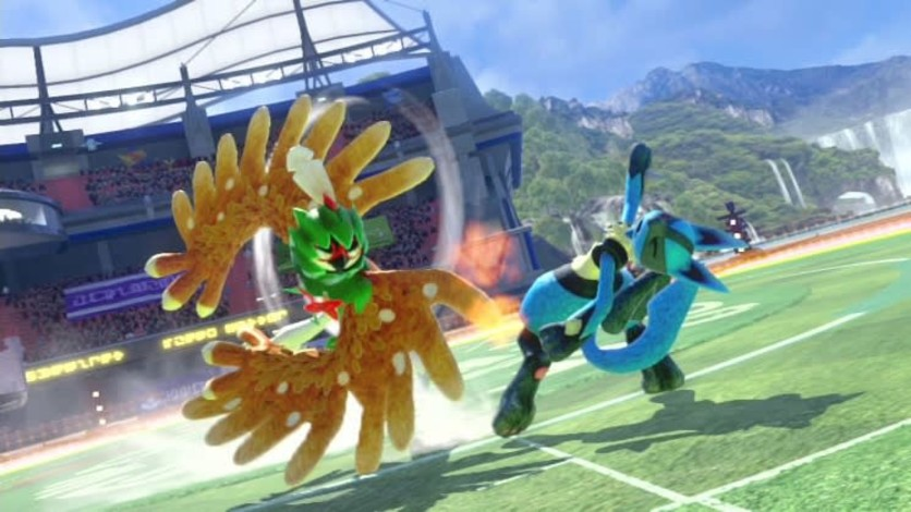 Screenshot 3 - Pokkén Tournament™ DX