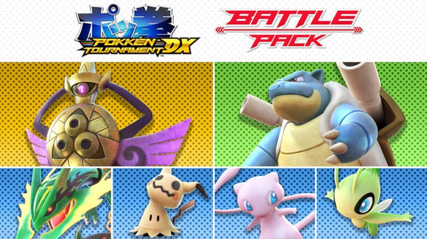 Screenshot 1 - Pokkén Tournament DX Battle Pack