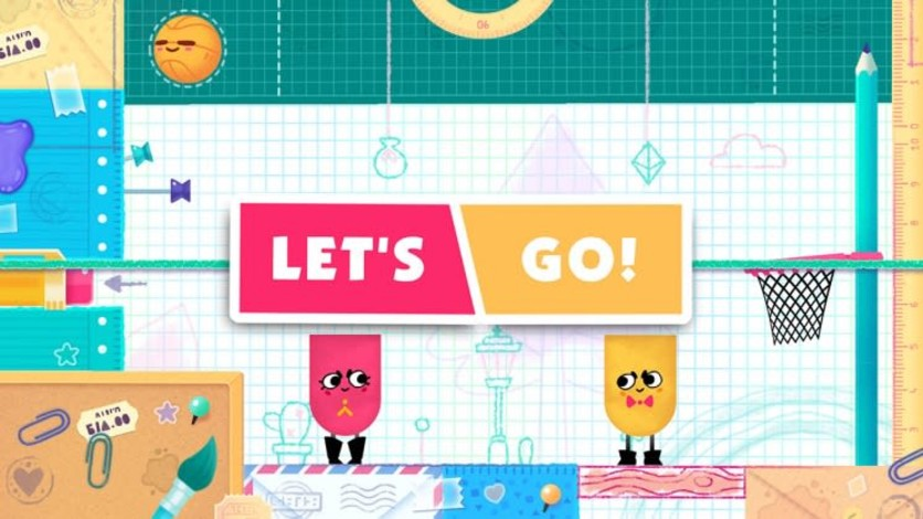 Screenshot 7 - Snipperclips™ – Cut it out, together!
