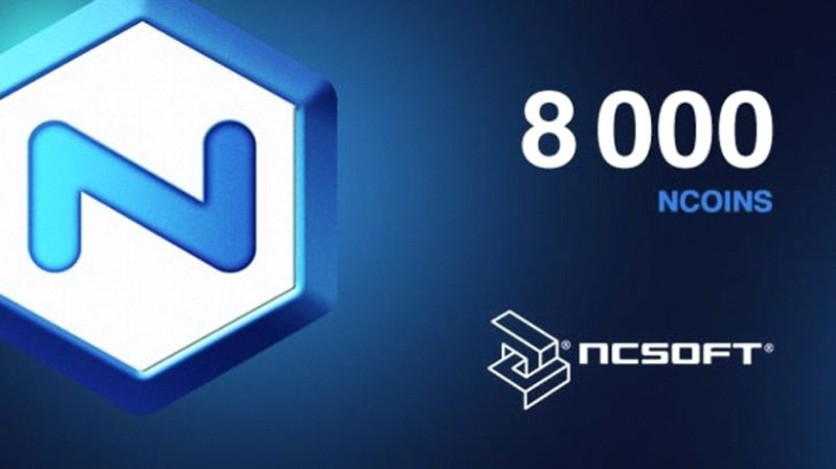 Screenshot 1 - Ncsoft - 8000 Ncoins
