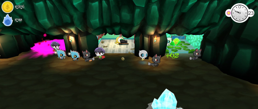 Screenshot 3 - Monsters Mall