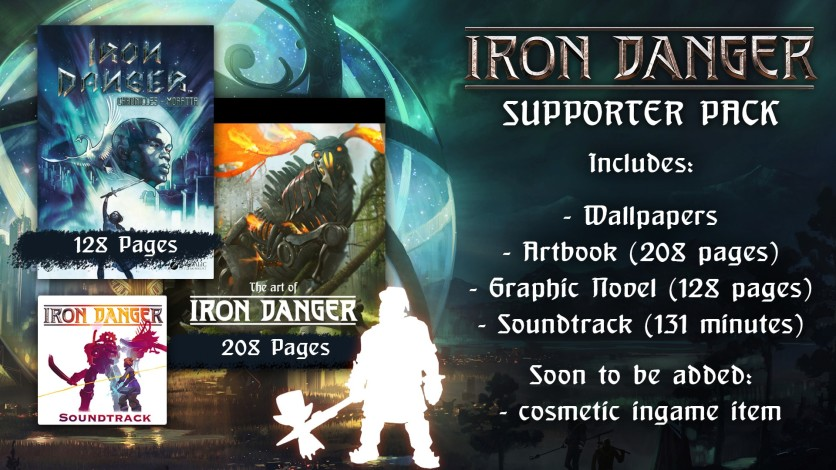 Screenshot 8 - Iron Danger Supporter Pack