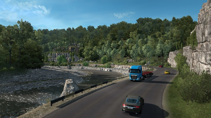 Screenshot 7 - Euro Truck Simulator 2 - Road to the Black Sea