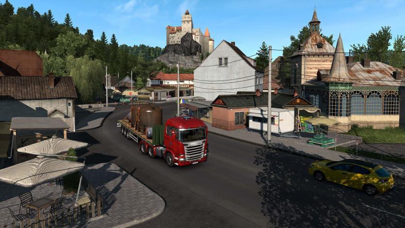 Screenshot 1 - Euro Truck Simulator 2 - Road to the Black Sea