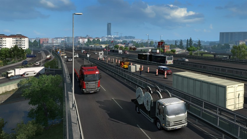 Screenshot 5 - Euro Truck Simulator 2 - Road to the Black Sea