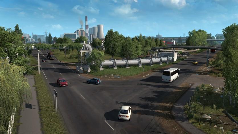 Screenshot 2 - Euro Truck Simulator 2 - Road to the Black Sea