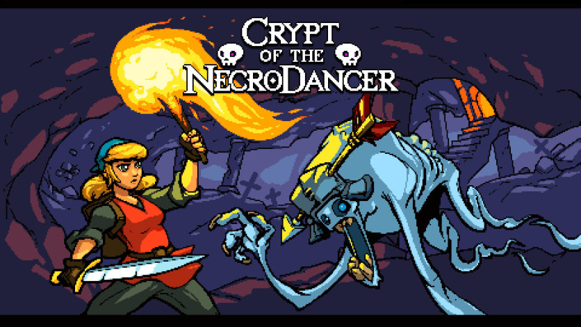 Screenshot 2 - Crypt of the NecroDancer