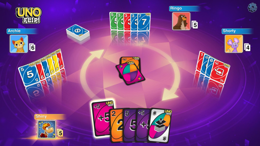 Screenshot 3 - UNO - Flip Theme
