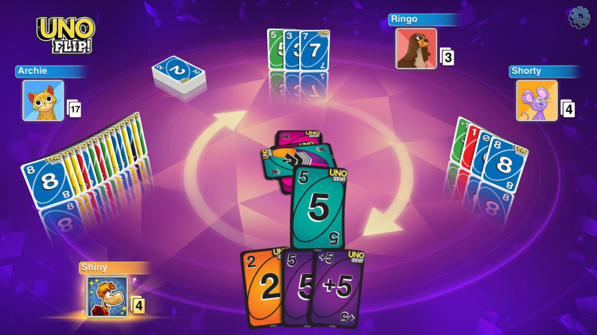Screenshot 2 - UNO - Flip Theme
