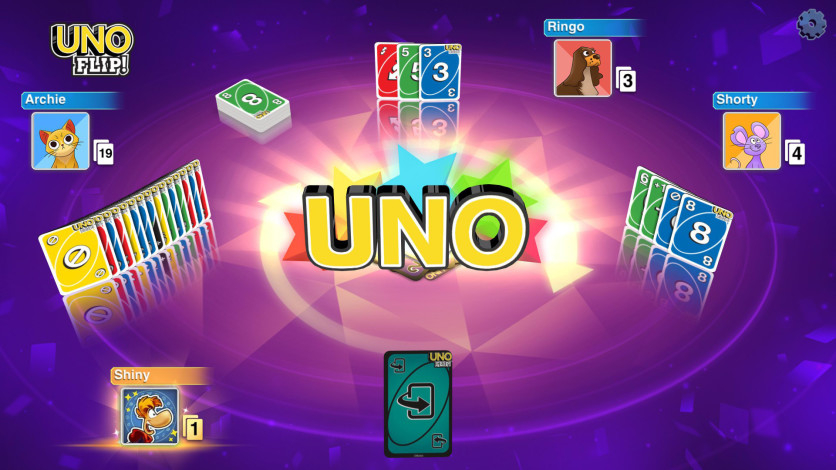 Screenshot 1 - UNO - Flip Theme