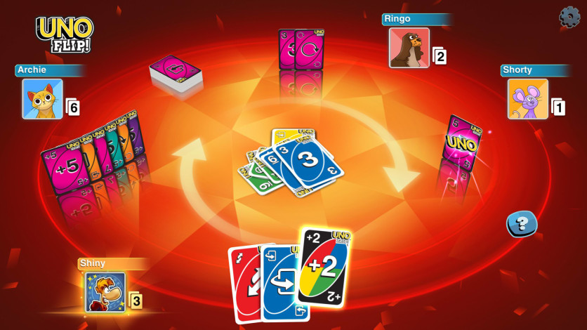 Screenshot 5 - UNO - Flip Theme