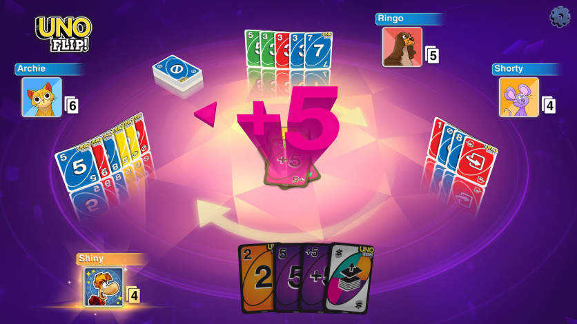 Screenshot 4 - UNO - Flip Theme