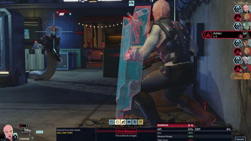 Screenshot 2 - XCOM: Chimera Squad