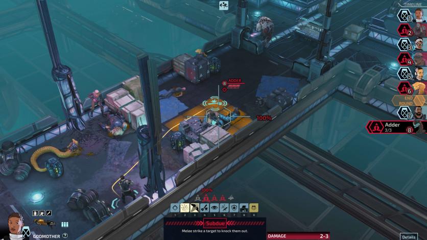 Screenshot 6 - XCOM: Chimera Squad