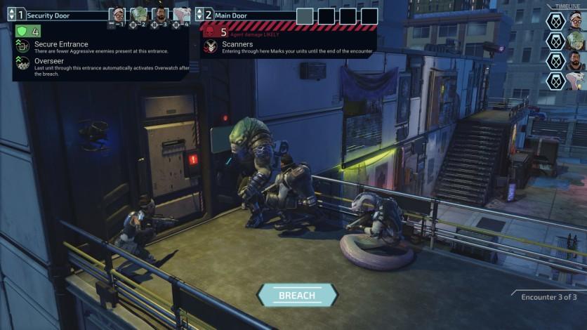 Screenshot 4 - XCOM: Chimera Squad