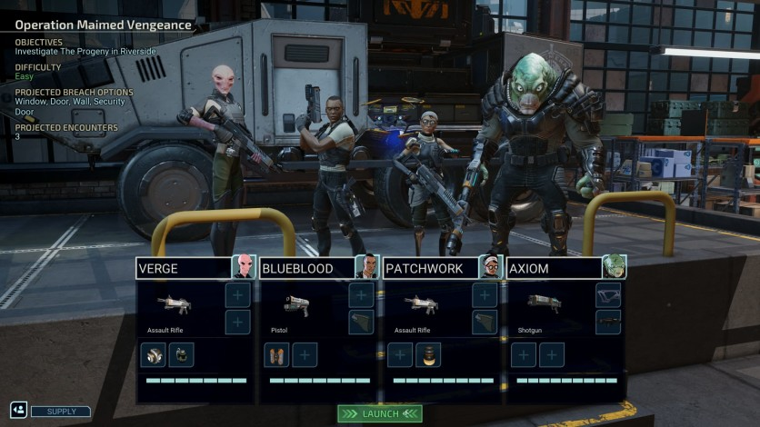 Screenshot 8 - XCOM: Chimera Squad