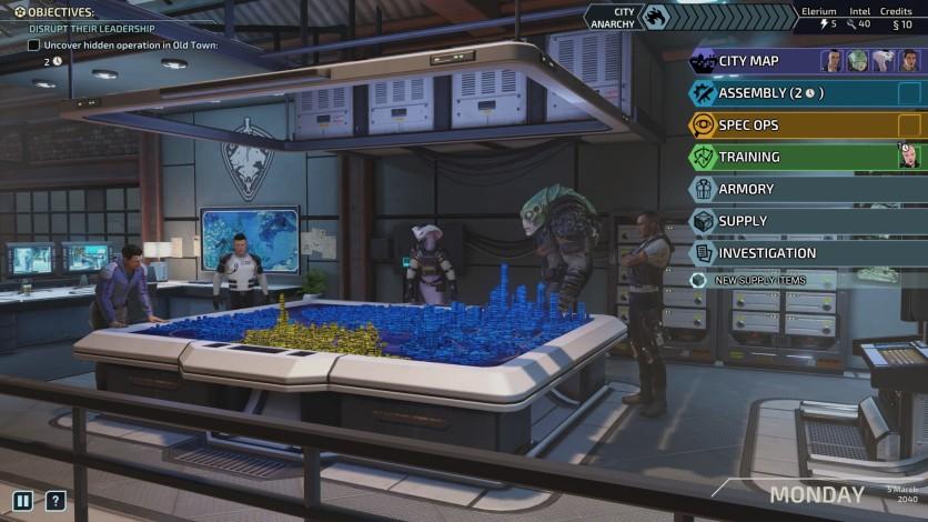 Screenshot 5 - XCOM: Chimera Squad