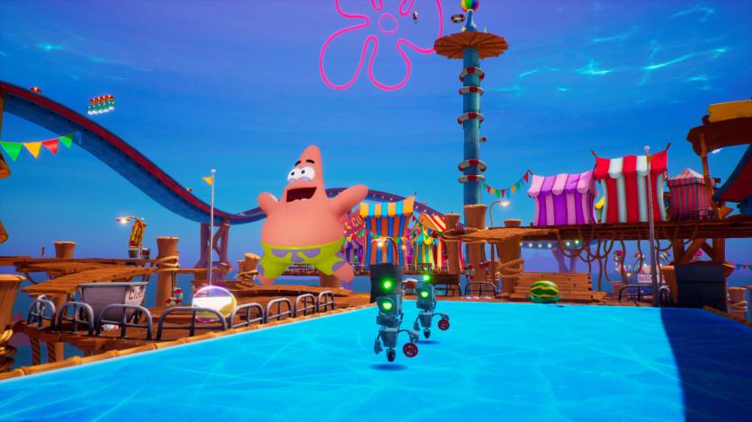 Screenshot 3 - SpongeBob SquarePants: Battle for Bikini Bottom - Rehydrated