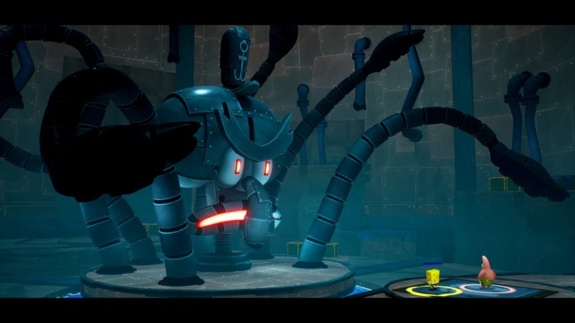 Screenshot 6 - SpongeBob SquarePants: Battle for Bikini Bottom - Rehydrated
