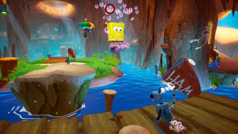 Screenshot 4 - SpongeBob SquarePants: Battle for Bikini Bottom - Rehydrated