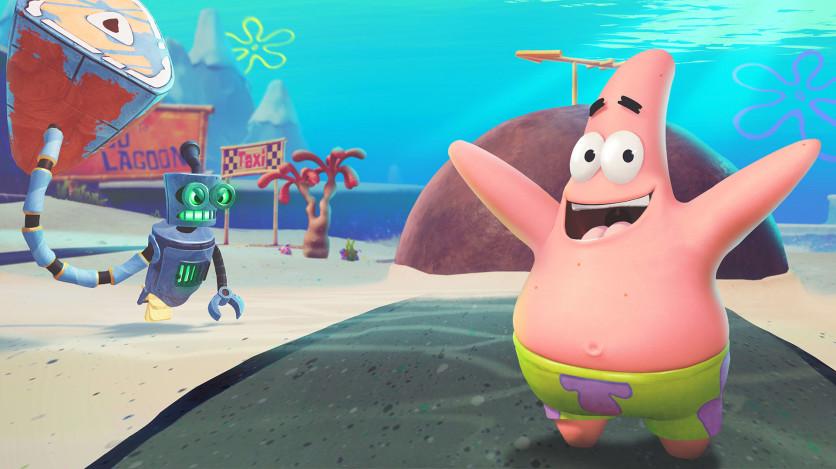 Screenshot 8 - SpongeBob SquarePants: Battle for Bikini Bottom - Rehydrated