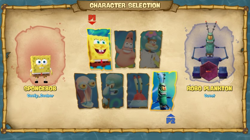 Screenshot 9 - SpongeBob SquarePants: Battle for Bikini Bottom - Rehydrated