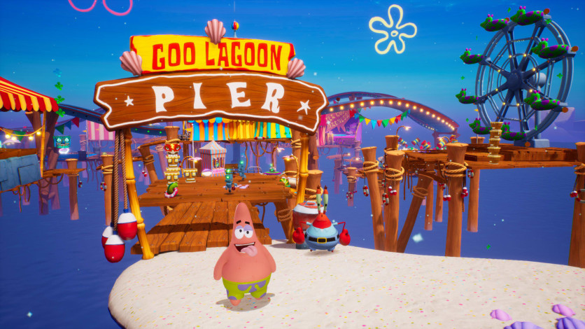 Screenshot 13 - SpongeBob SquarePants: Battle for Bikini Bottom - Rehydrated