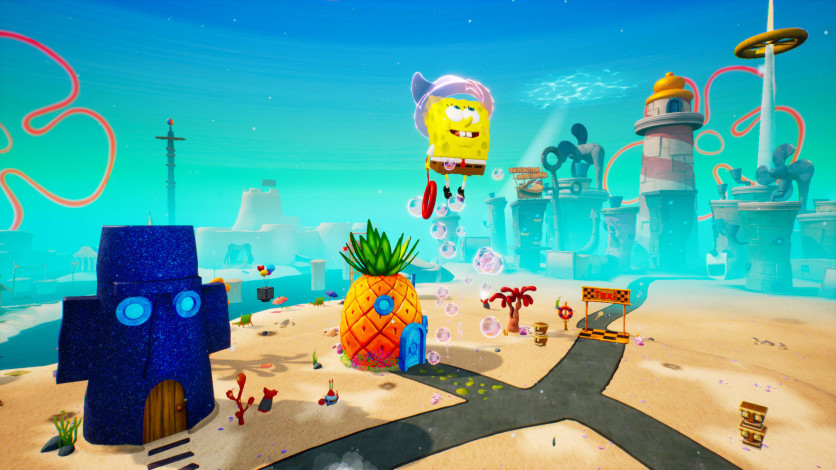 Screenshot 15 - SpongeBob SquarePants: Battle for Bikini Bottom - Rehydrated