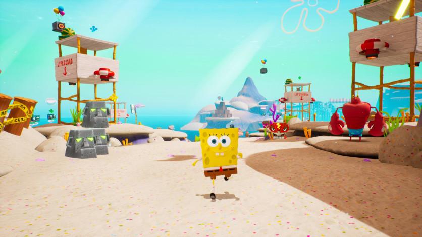 Screenshot 14 - SpongeBob SquarePants: Battle for Bikini Bottom - Rehydrated