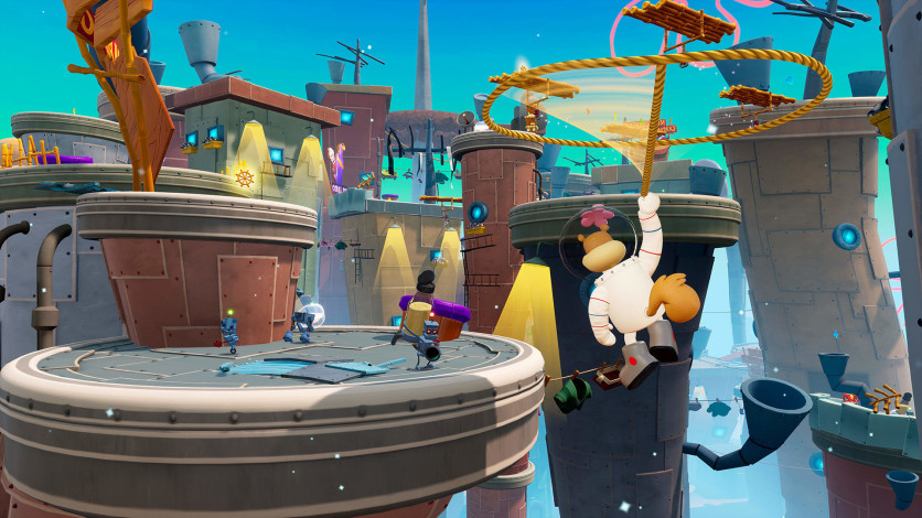 Screenshot 12 - SpongeBob SquarePants: Battle for Bikini Bottom - Rehydrated