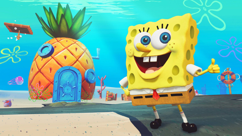 Screenshot 5 - SpongeBob SquarePants: Battle for Bikini Bottom - Rehydrated