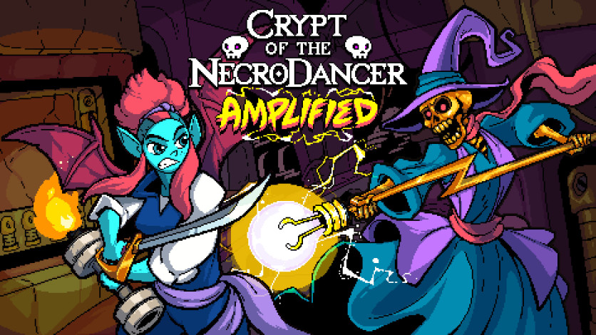 Screenshot 2 - Crypt of the NecroDancer: AMPLIFIED