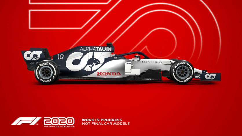 Screenshot 5 - F1 2020 Deluxe Schumacher Edition