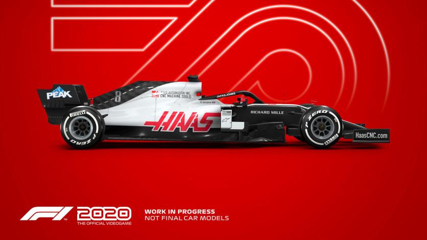Screenshot 4 - F1 2020 Deluxe Schumacher Edition